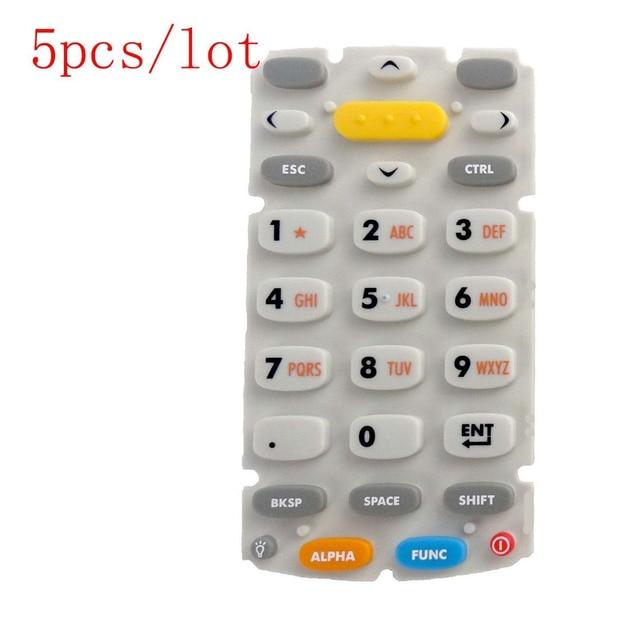 5pcs Keypad For Motorola Mc3000 Mc3070 Symbol Mc3090 Keyboard 28