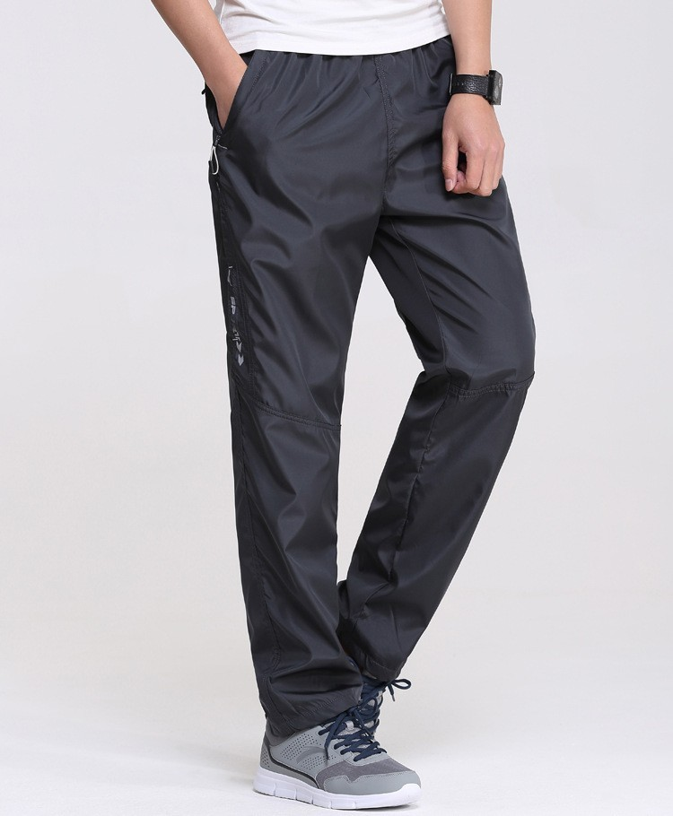 New 3 Colors 17 Spring Outside Men's Casual Pants Quickly Dry Men's Working Pants Man Trousers & Sweatpants waterproof Pants 6