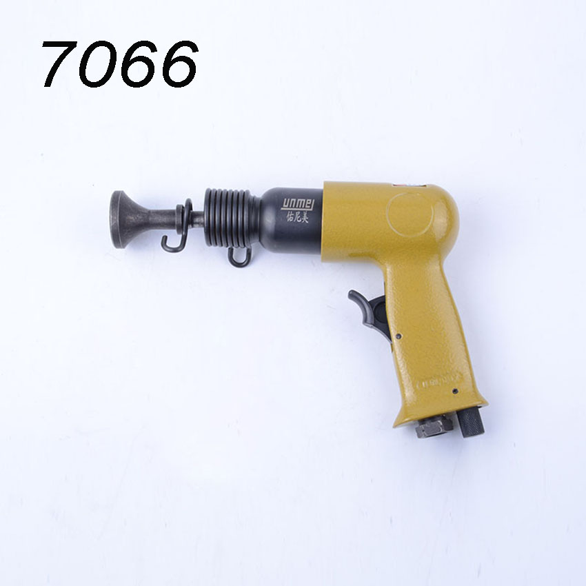 Фотография 1PC 7066 Mini Pneumatic hammer hands, hand-held air hammers desktop hammer