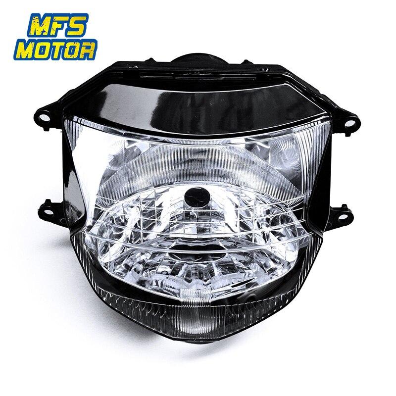 Headlight For 97 07 Honda CBR1100XX CBR 1100 XX Motorcycle Front Lamp Assembly Upper Head Light Housing 1997 1998 1999 2007