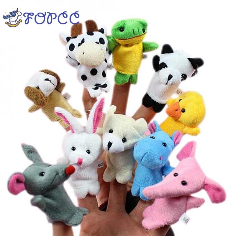 Noua 10 buc / lot Pui de jucărie de jucărie pentru fete Spune - Jucării moi și plușate
