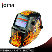 balck fire   Auto darkening welding helmet/face mask/Electric welder mask/cap for the welding machine цены