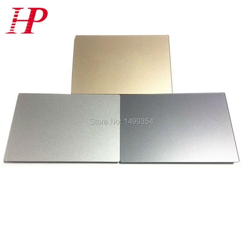 Véritable nouveau début 2015 année MF855 MF865 A1534 Touchpad pour nouveau Macbook 12 ''A1534 Trackpad souris or/argent/gris