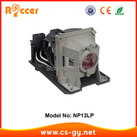 Için uyumlu Projektör Lambası Ampüller NP13LP NEC NP110/NP115/NP115G/NP210