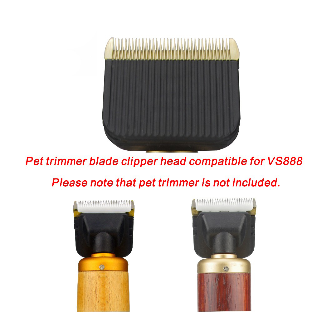 Original Professional Pet Clipper Trimmer Blade For Dog Cat Cattle Rabbits Grooming Supplier For AOBAO VS888