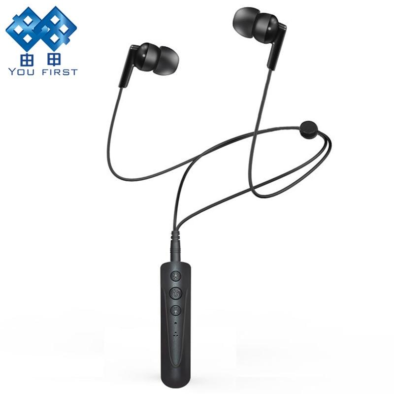 YOU FIRST Bluetooth Earphones Sport Wireless Headset Handsfree Kulaklik Wireless Earphones Bluetooth With Microphone For Phone