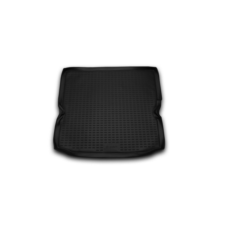Trunk mats for Opel Zafira B 2005 1 pcs rubber rugs non slip rubber interior car styling accessories
