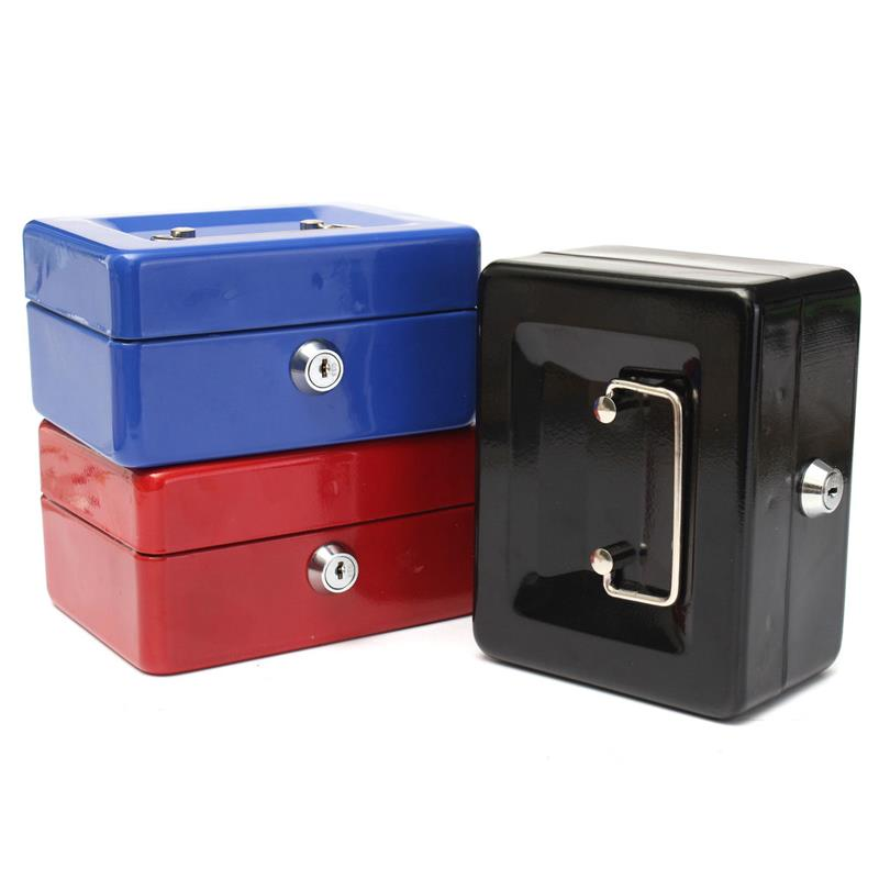 Wonderful Best Price Stainless Steel Petty Cash Money Box Security Lock  ZJ99
