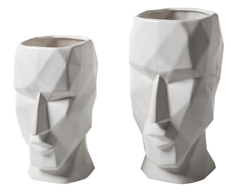 Vases à fleurs en céramique pour les maisons ornement de jardin Vases en céramique Vase