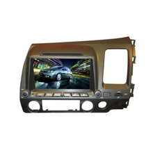 For HONDA CIVIC 2006-2011 – Car DVD Player GPS Navigation Touch Screen Radio Stereo Multimedia System