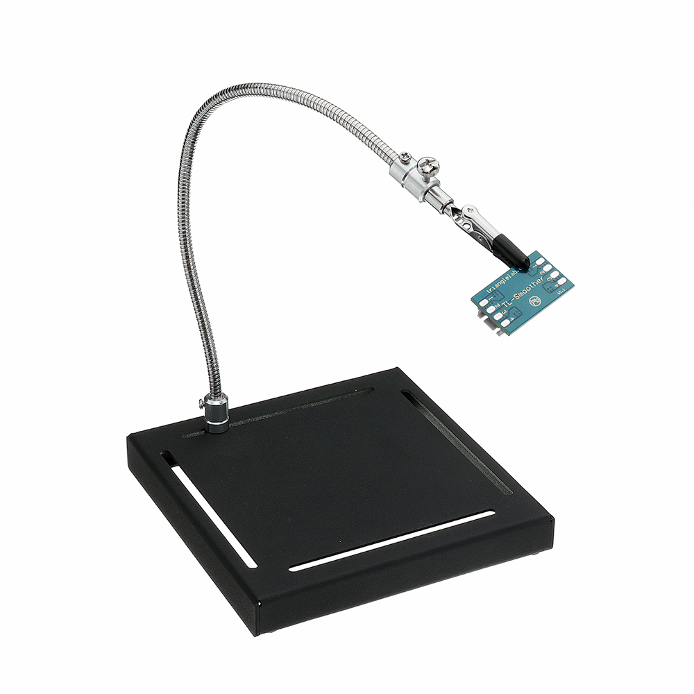 YP-003-2 Universal 300mm Flexible Arm Soldering Station PCB Fixture Helping Hands Holder Suit  For YP-001