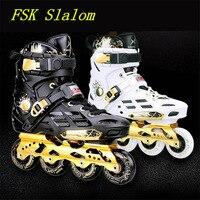 Slalom Raden Volwassen Inline Skate Schoenen voor Jonge Man Meisje Dagelijkse Straat Borstel Schaatsen Rolschaatsen voor SEBA CITYRUN FSK