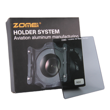 ZOMEi 100*100mm PRO Optical Glass Square  Neutral Density filter ND1000/64/8/4/2