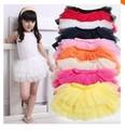EMS/DHL liberan el Envío shipping2016 Nueva Llegada de Las Faldas de los cabritos Del Bebé los Niños de La Falda Pettiskirt de La Moda el Diseño Multicolor de La Falda