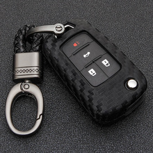 KUKAKEY Car Key Case Cover for Buick VAUXHALL OPEL Insignia Astra J Zafira C For Chevrolet Cruze Aveo Car Styling Accessories qwmend car remote key shell for opel vauxhall astra j corsa e insignia zafira c for chevrolet cruze 2009 2015 hu100 blade key