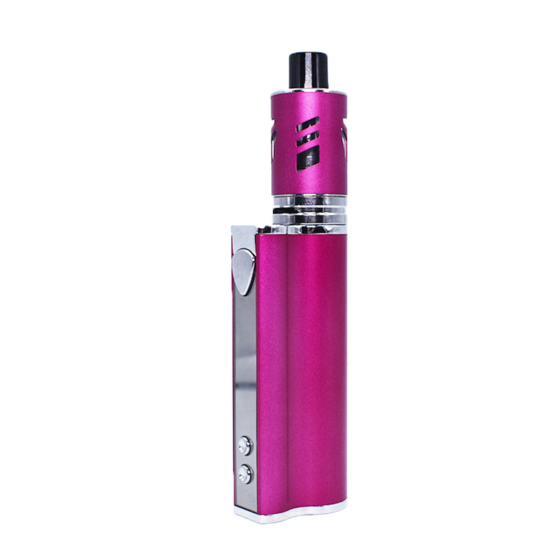 Fersha Electronic Cigarette 80w High-power Fashion Shape Three-color Smoke Players Must Quit Smoking Artifact #6