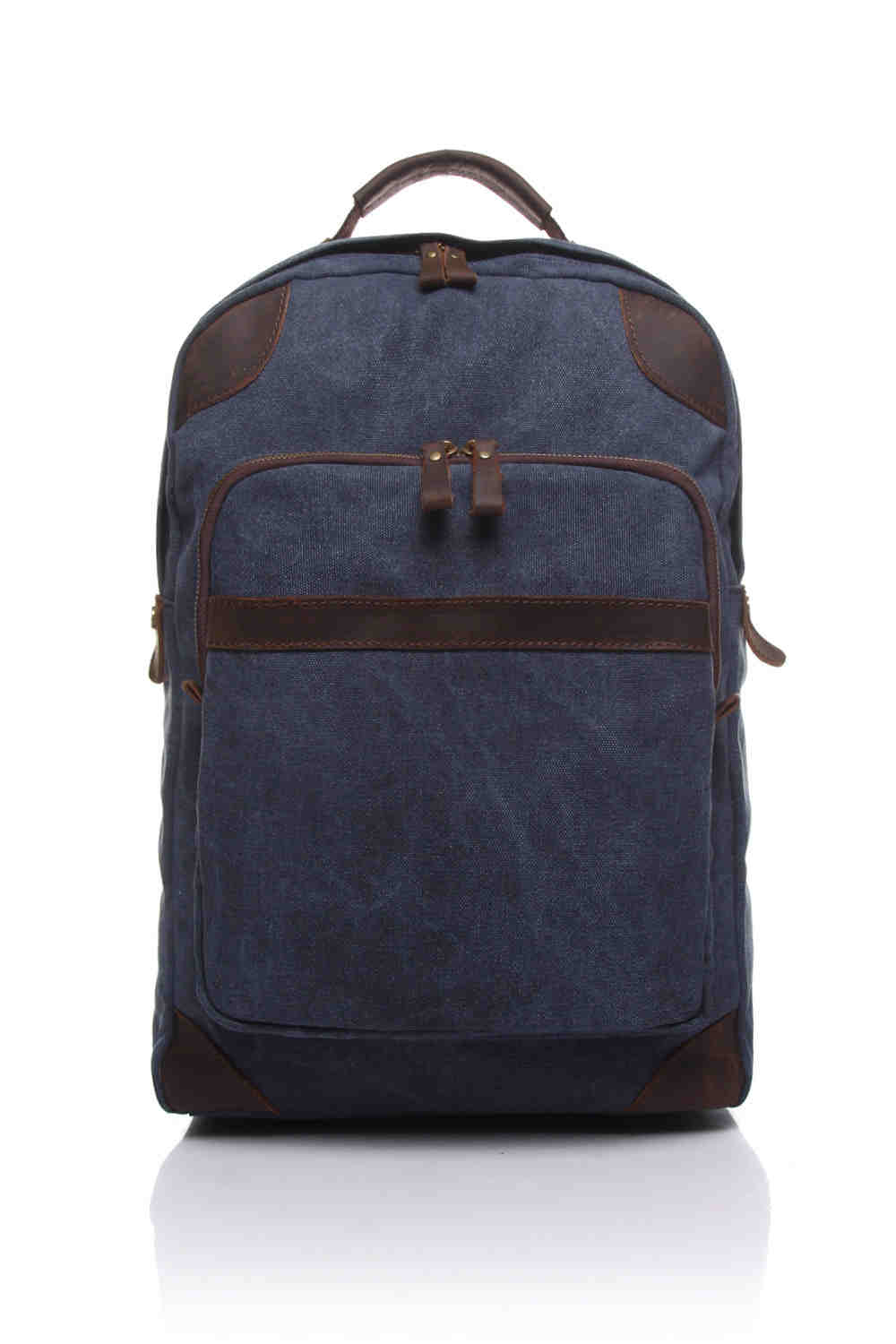 Vintage Men Women Canvas Backpacks School Bags Teenagers Boys Girls Large Capacity Backpack Fashion Men Backpack