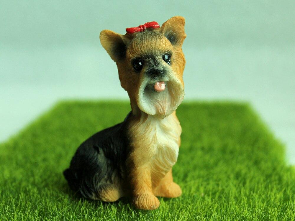 Beau Aliexpress.com : Buy Mini Schnauzer Dog Miniature Fairy Figurines Landscape  Bonsai Figurines Mini Garden Home Toy Gifts Fairy Garden Decorations From  ...