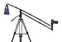 Mini Carbon Fiber jib crane Portable Pro DSLR Video Camera Crane Jib Arm Standard Version+Bag free shipping