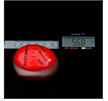 Egg Timer Creative Color Changing  Observer Resin Gadget  Egg Cooker Egg Boiling Machine
