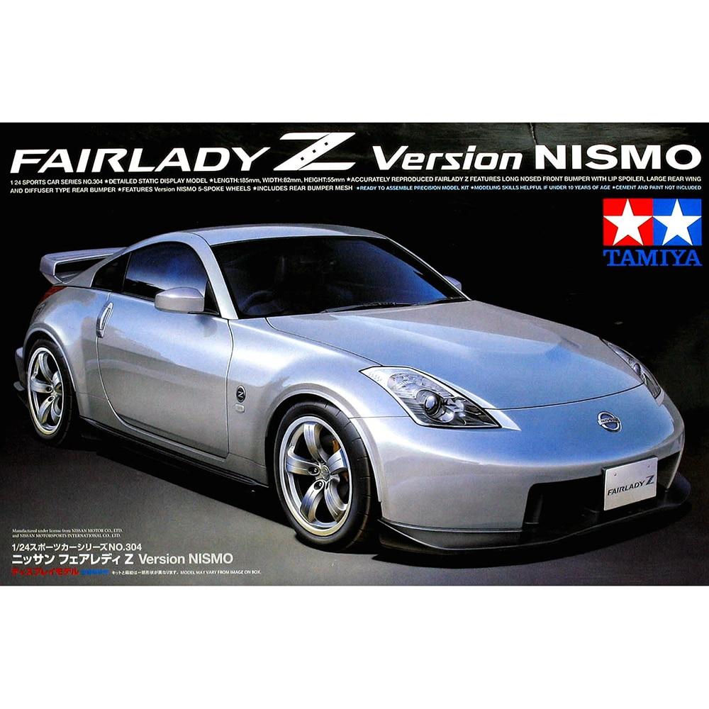 1 24 TAMIYA 24304 NISSAN Fairlady Z Version NISMO model hobby