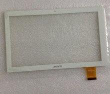 Оригинальный белый Новый сенсорный экран 10,1 дюйма для Archos 101d неоновый для планшета, панель с дигитайзером, стеклянный сенсор, замена, беспла...