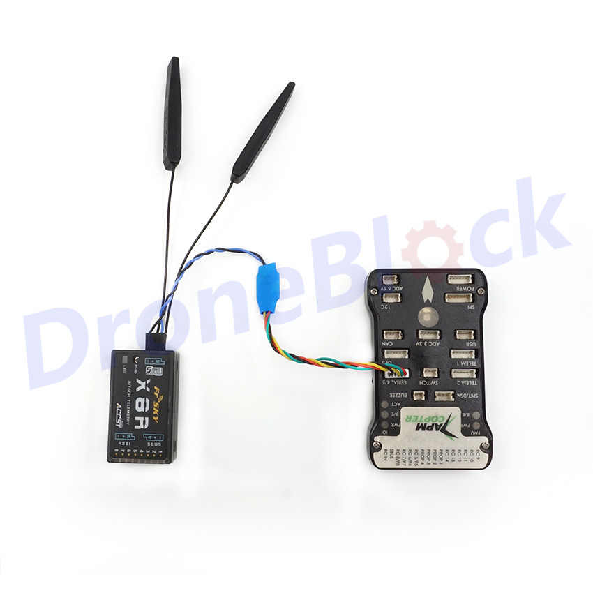 FrSky Yaapu Telemetry Converter Cable Pixhawk to Horus X10S X12S Taranis  X9DP QX7/X7S Smart Port Receiver X8R X4R XSR RS8R