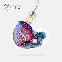 TFZ MY LOVE II In Ear Earphones HiFi Audio Graphene Driver With Detachable Cables Earphone