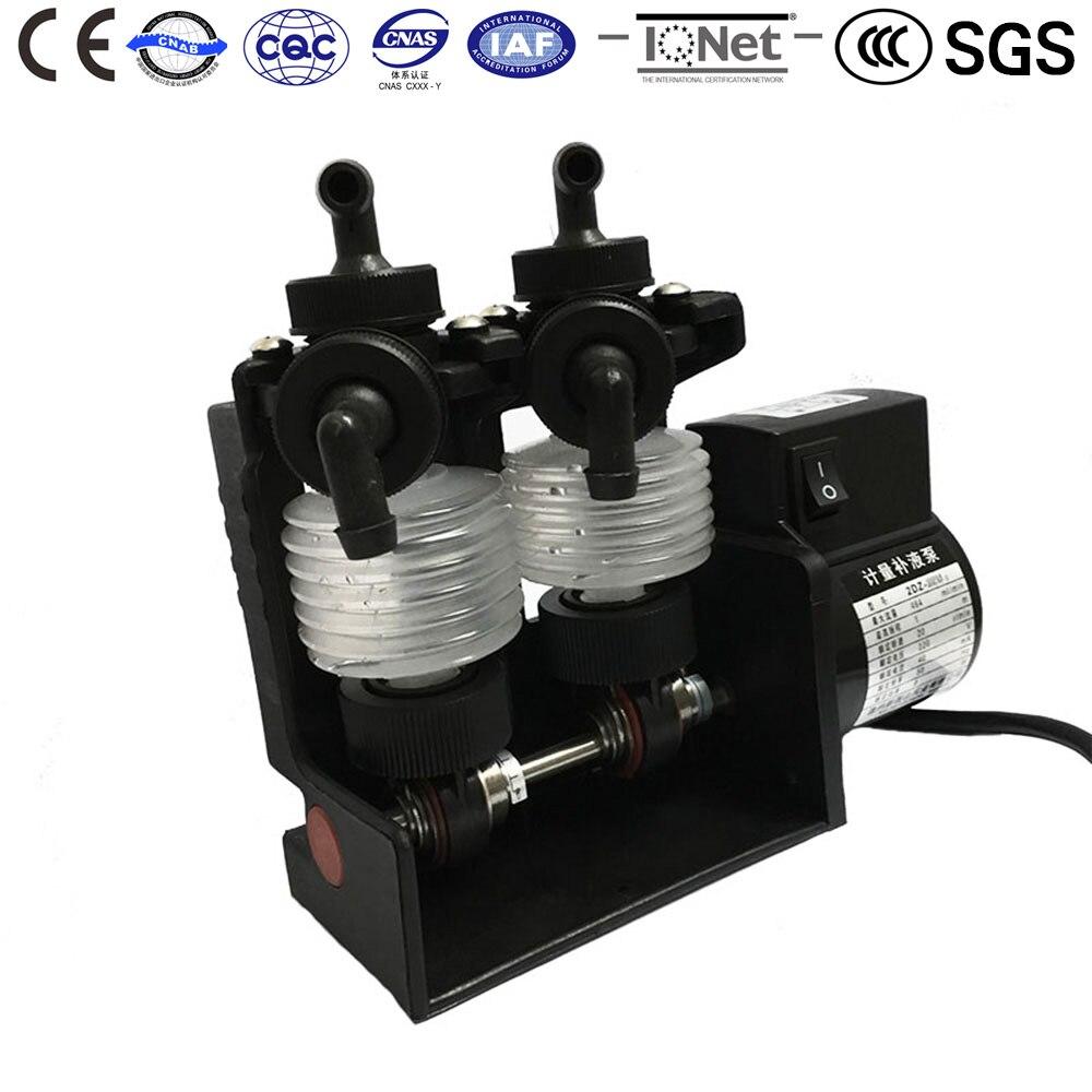 Chemical Bellow Water Pump 2DZ 2ZU2 220V Quantitative replenish of additive No Leakage Reciprocating Automatic Flushing