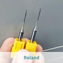 Roland burs 0.6mm/1.0mm/2.5mm Roland CADCAM milling burs цена