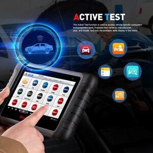 Image 2 - Autel Maxidas DS808 OBD2 Automotive Scanner OBD 2 Car Diagnostic Tool OBDII Code Reader Injector Coding Key Programming PK MS906