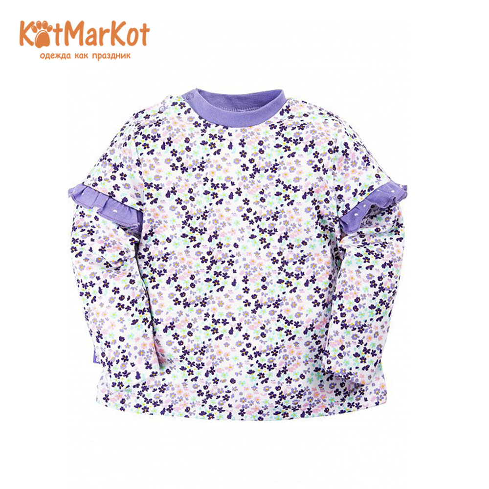 Фото - Blouses & Shirts Kotmarkot 7996 pullover jumper for boys and girls jackets  Cotton Girls Casual girls jackets