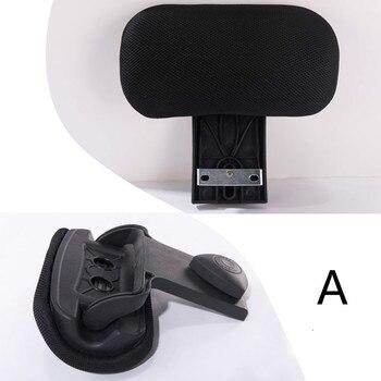 Büro Stuhl Zubehör Einstellbare Computer Hebe Swivel Büro Stuhl Kopfstütze Neck Schutz Kissen Kostenloser Installation