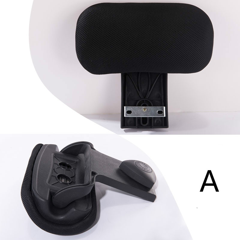 Office Chair Accessories Adjustable Computer Lifting Swivel Office Chair Headrest Neck Protection Pillow Free Installation