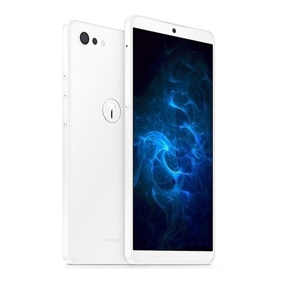 "Hot Sale 4G LTE Smartphone Smartisan Nut Pro 2S 6.01"" Snapdragon 710 Octa Core 4GB RAM 64GB ROM Face ID Fingerprint Mobile phone"