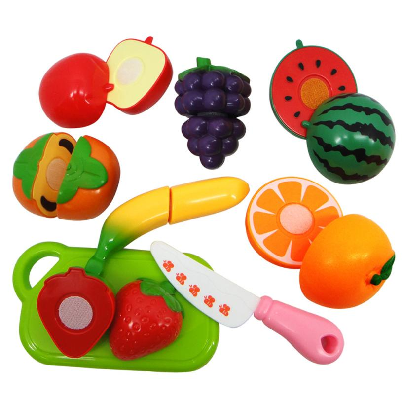nuevo estilo de la venta caliente unids juguetes playhouse tienda pequea fruta simulacin utensilios