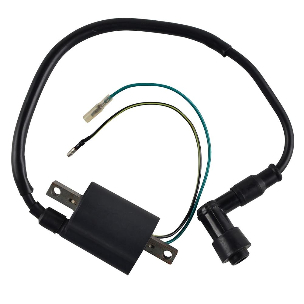 NICECNC High voltage 6V Ignition Coil For Honda CB100 CL100 CL100S SL100 SL125 CB CL SL 100 SL 125 30400-107-007 30400-107-154 кпб cl 29