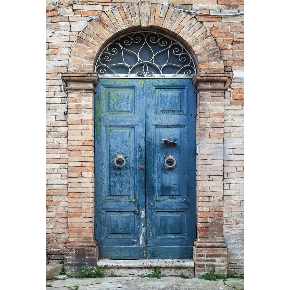 Allenjoy photography backdrop dark blue wood old door brick wall photocall fantasy props for newborn photobooth-in Background from Consumer Electronics on ...  sc 1 st  AliExpress.com & Allenjoy photography backdrop dark blue wood old door brick wall ...