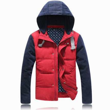 ФОТО New 2016 Men Hooded Wadded Thicken Parkas Fashion Mens Cotton Padded Coat  Winter Jacket Men Outerwear Plus Size H6262