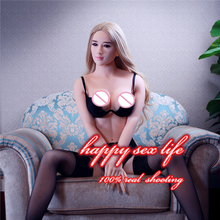 2016 Lifelike Silicone Sex Doll 160cm ,Latex Solid Silicone Sexy Doll Realistic, Love Real Silicone Doll With Full Size Sex Doll