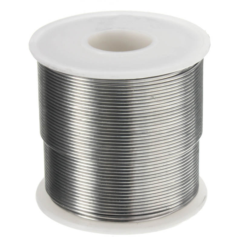 Best Price 60/40 Rosin Core Flux 2% Tin Lead Roll Tube Soldering Solder Iron Wire 1mm 250G 55 x 50 mm Best Promotion 1mm 500g rosin core solder 60 40 tin lead 2 0
