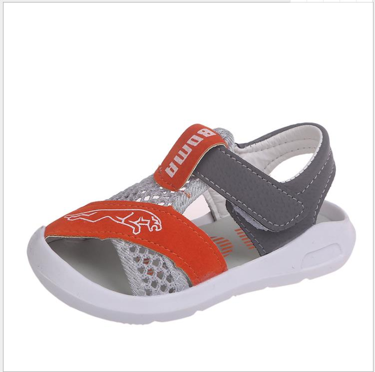 Summer Baby boys sandals soft anti-skid bottom kids baby sandals Mesh Breathable Casual Shoes design children sandals shoesSummer Baby boys sandals soft anti-skid bottom kids baby sandals Mesh Breathable Casual Shoes design children sandals shoes