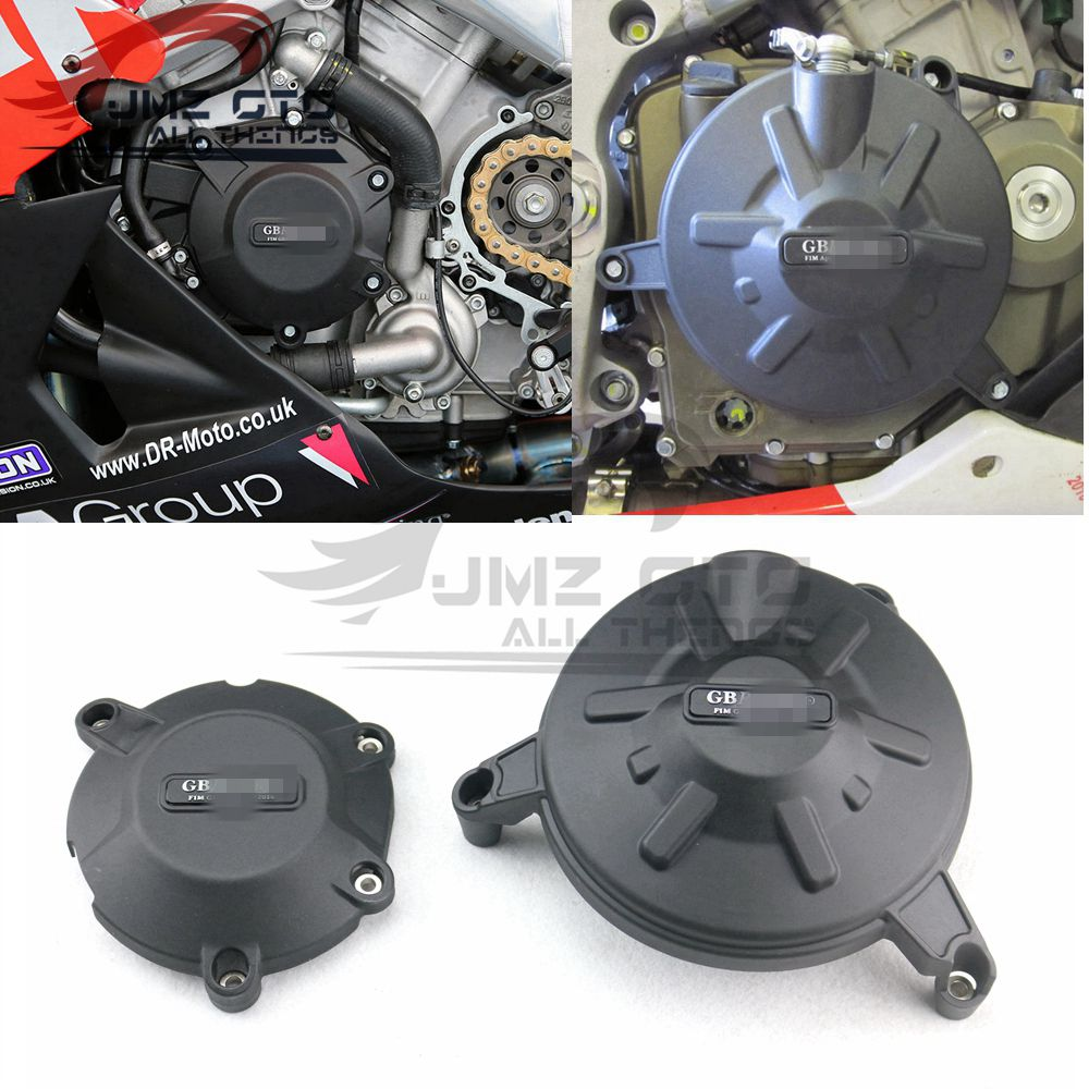 Motorcycles Engine Cover Protection Case For Case GB Racing For Aprilia RSV4.RR.RF  Tuono V4R  All