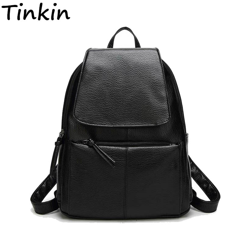 Women Cost-effective Backpack Vintage College Student School Backpack Bags for Teenagers Vintage Mochila Casual Rucksack Daypack cost effective prevention