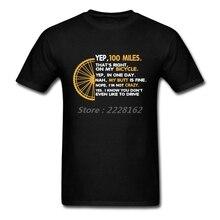 HU & GH camisetas de lujo hombres Tops bicicleta divertida camiseta gráfica adultos cuello redondo Tops