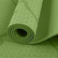 6mm Sport Yoga Mat Fitness Pad Gym Exercise Pilates Cushion Yoga Mattress Accessories