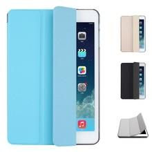 ТПУ Материал Сна Проснуться Поддержка Дизайн Держатель Защитный Чехол Case для iPad Air 1 Air 2 Pro 9.7