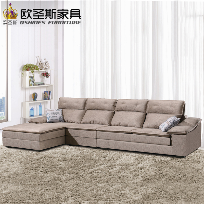 fair cheap low price 2017 modern living room furniture new design l shaped sectional suede velvet fabric corner sofa set X296 furniture russia sectional fabric sofa living room l shaped fabric corner modern fabric corner sofa shipping to your port