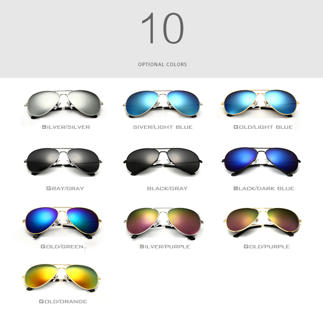 VEITHDIA 3026 Polarized Men/women's Sunglasses Reflective Coating