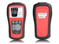 AUTEL MaxiDiag MD802 Elite Para El Sistema de 4 Con Motor de Modelo de Flujo de Datos, Transmisión, ABS y Airbag Escáner de Código